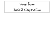 WORK TEAM SOCIETA' COOPERATIVA